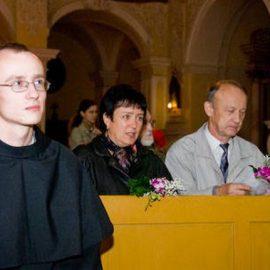 První sliby bratra Vladimíra
