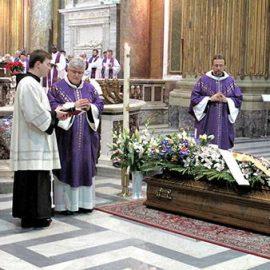 Řím: Úmrtí bývalého generálního ministra řádu