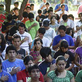 Celonárodní setkání mládeže v Paraguayi