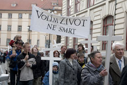 Praha: Pochod pro život