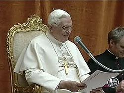 Castel Gandolfo: Papežská audience nazávěr kapituly