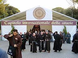 Rohožková Kapitula v Assisi: Čtvrtek – den svědectví