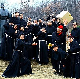 Minorité v Koreji