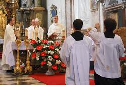 Brno: Slavnost narození sv. Jana