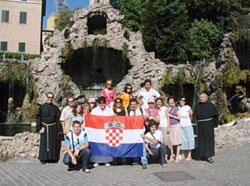 Minorité v Chorvatsku