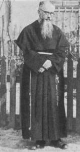 Sv. Maxmilián Maria Kolbe – rytíř Neposkvrněné