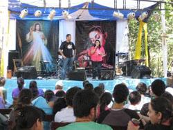 IV. setkání mládeže zcelé Paraguaye