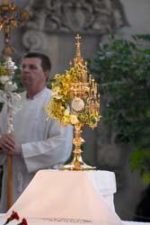Slavnost Božího Těla v Jihlavě av Brně