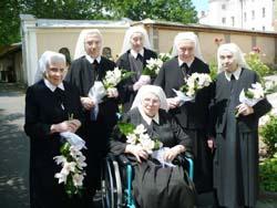 60 let řeholního života