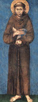4. říjen – Slavnost sv. Františka zAssisi – sv. František aEvangelium
