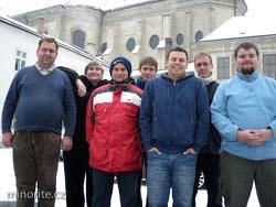 Adventní duchovní obnova pro mladé muže – Brno