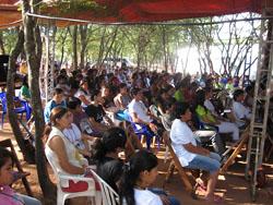 V. Setkání mládeže v Paraguayi