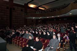 Brno: Filmové představení  osvatém Františkovi zAssisi