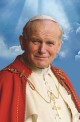 Setkání s papežem Janem Pavlem II.