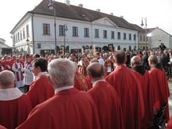 Svatováclavská pouť ve Staré Boleslavi