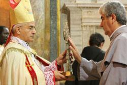 Řím: Transitus sv. Františka
