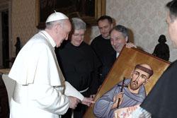 Generál minoritů upapeže Františka