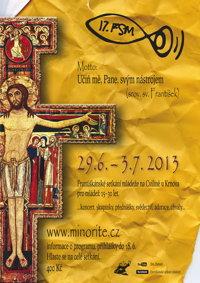 17. františkánské setkání mládeže plné působení Boží milosti