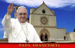 Papežové v Assisi