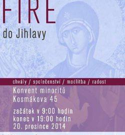 Jihlava: FIRE (20.12. 2014)