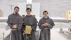 Bratislava: Naši bohoslovci přijali službu lektorátu