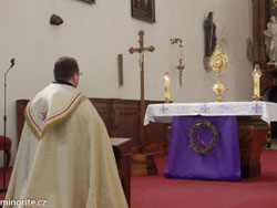 Jihlava: Provinční den duchovní obnovy (15. – 16.3. 2015)
