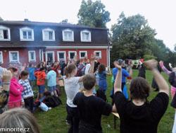 Cvilín: 19. Františkánské setkání mládeže (27.6.-1.7.2015)