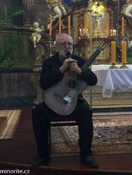 """Cvilín: Narozeninový koncert Štěpána Raka """"70"""" (8.8.2015)"""