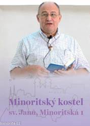Brno: Postní duchovní obnova s o. Eliasem Vellou OFMConv. (12.-14.2.2016)