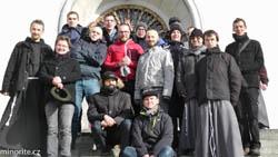 Bratislava: Výlet bohoslovců (7.-11.2.2016)