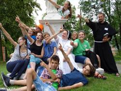 Cvilín: 20. Františkánské setkání mládeže