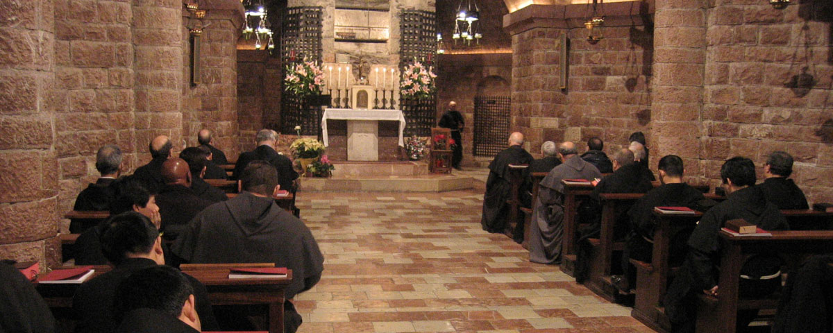 Kaple Hrobu sv. Františka