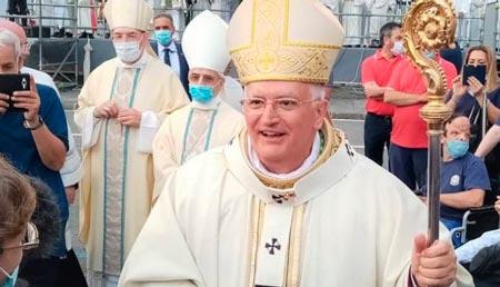 Marco Tasca OFMConv arcibiskupem Janova