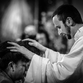 Slavnost sv. Jana Křtitele aprimice o. Petra