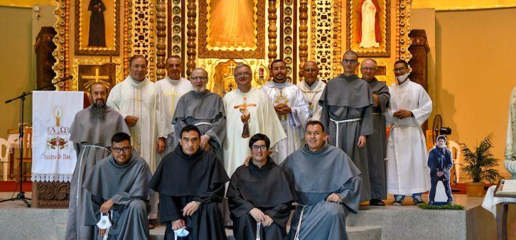 Aregua – řeholní sliby v Paraguayi
