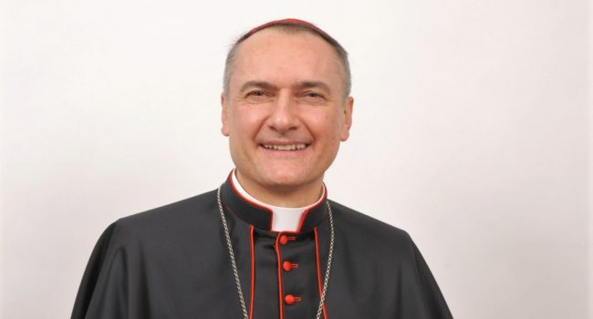 Kardinál Mauro Gambetti OFMConv generálním vikářem Svatého Otce