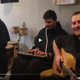 Písnička našich bratří kleriků osv. Anežce
