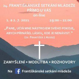 24. Františkánské setkání mládeže