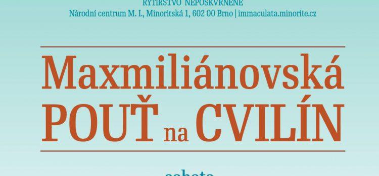 Maxmiliánovská pouť naCvilíně  (14.8.2021)